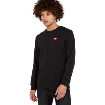 Oblačila Moški Puloverji Wrangler W6589HA01 Črna