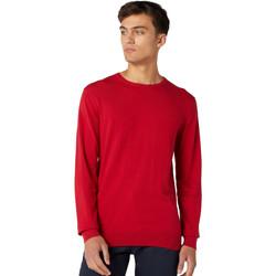 Oblačila Moški Puloverji Wrangler W8A0PDX47 Rdeča