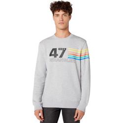 Oblačila Moški Puloverji Wrangler W6A5HAX03 Siva