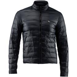 Oblačila Moški Puhovke Lumberjack CM68722 004 405 Črna