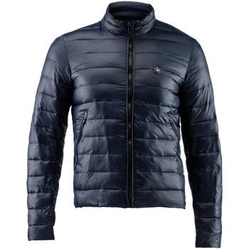Oblačila Moški Puhovke Lumberjack CM68722 004 405 Modra