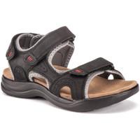 Čevlji  Moški Športni sandali Lumberjack SM30606 004 P95 Črna