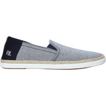 Čevlji  Moški Slips on Pepe jeans PMS10283 Modra