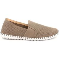 Čevlji  Moški Slips on Grunland SC4918 Bež