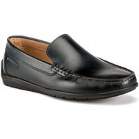 Čevlji  Moški Mokasini Lumberjack SM40602 003 B01 Modra