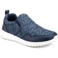 Čevlji  Moški Mokasini Lumberjack SM54302 002 U22 Modra