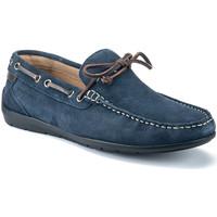 Čevlji  Moški Mokasini Lumberjack SM40602 002 A01 Modra