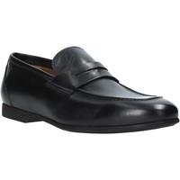 Čevlji  Moški Mokasini Rogers CAR01 Črna