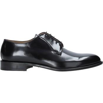 Čevlji  Moški Čevlji Derby Rogers 1019_5 Črna