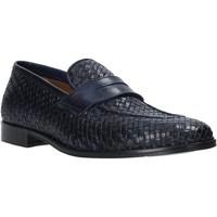 Čevlji  Moški Mokasini Rogers 1012_5IN Modra