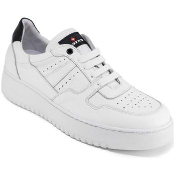 Čevlji  Moški Nizke superge Exton 427 Biely