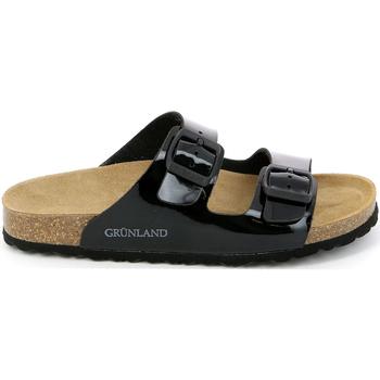 Čevlji  Ženske Natikači Grunland CB1035 Črna