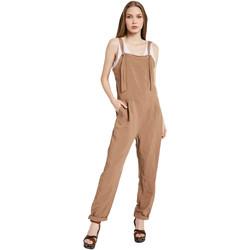 Oblačila Ženske Kombinezoni Gaudi 011BD25049 Rjav