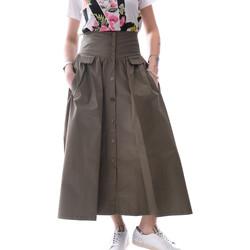 Oblačila Ženske Krila Fracomina FR20SP133 Zelena