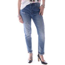 Oblačila Ženske Jeans Fracomina FR20SPJSANDRA5 Modra