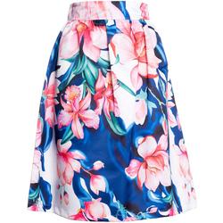 Oblačila Ženske Krila Fracomina FR20SP070 Modra