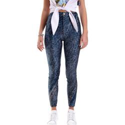 Oblačila Ženske Pajkice Versace A1HVB009S0684904 Modra