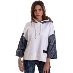 Oblačila Ženske Puloverji Versace B6HVB791SN900904 Biely