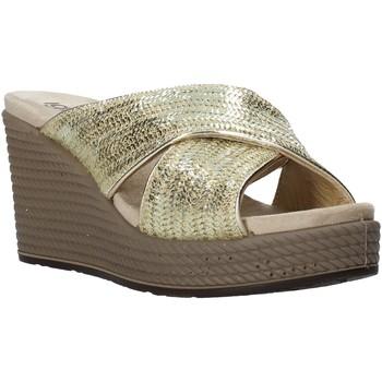 Čevlji  Ženske Natikači IgI&CO 5180755 Zlato