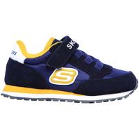 Čevlji  Otroci Nizke superge Skechers 97366N Modra