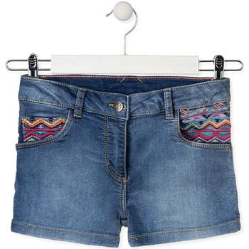 Oblačila Otroci Kratke hlače & Bermuda Losan 014-6010AL Modra