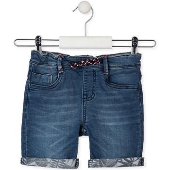 Oblačila Otroci Kratke hlače & Bermuda Losan 015-6028AL Modra
