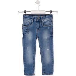 Oblačila Otroci Kavbojke slim Losan 015-9008AL Modra