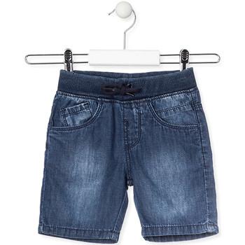Oblačila Otroci Kratke hlače & Bermuda Losan 015-9659AL Modra