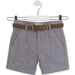 Oblačila Otroci Kratke hlače & Bermuda Losan 015-9790AL Siva