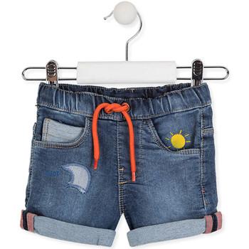 Oblačila Otroci Kratke hlače & Bermuda Losan 017-6017AL Modra