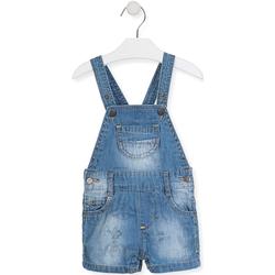 Oblačila Otroci Kombinezoni Losan 017-9006AL Modra