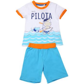 Oblačila Dečki Otroški kompleti Chicco 09076379000000 Modra