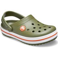 Čevlji  Otroci Cokli Crocs 204537 Zelena