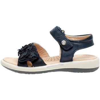 Čevlji  Deklice Sandali & Odprti čevlji Naturino 0502724 04 Modra