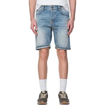 Oblačila Moški Kratke hlače & Bermuda Antony Morato MMDS00068 FA700115 Modra