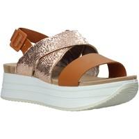 Čevlji  Ženske Sandali & Odprti čevlji IgI&CO 5175600 Rjav