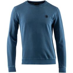Oblačila Moški Puloverji Lumberjack CM60142 007 518 Modra