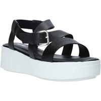 Čevlji  Ženske Sandali & Odprti čevlji Impronte IL01524A Črna