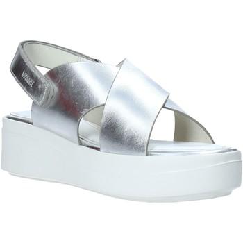 Čevlji  Ženske Sandali & Odprti čevlji Impronte IL01529A Srebro