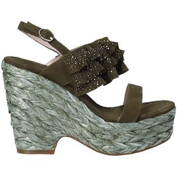 Čevlji  Ženske Sandali & Odprti čevlji Alma En Pena V18350 Zelena