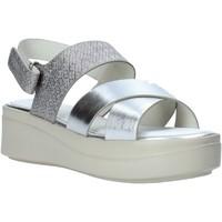 Čevlji  Ženske Sandali & Odprti čevlji Impronte IL01548A Srebro