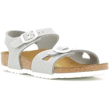 Čevlji  Otroci Sandali & Odprti čevlji Birkenstock 831783 Srebro