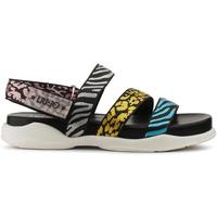 Čevlji  Ženske Sandali & Odprti čevlji Liu Jo BA0041TX121 Črna