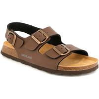 Čevlji  Moški Sandali & Odprti čevlji Grunland SB3645 Rjav