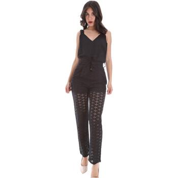 Oblačila Ženske Kombinezoni Gaudi 011FD25009 Črna