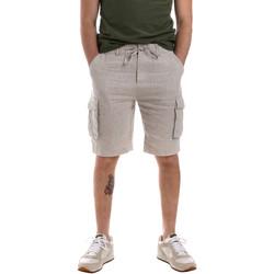 Oblačila Moški Kratke hlače & Bermuda Sseinse PB591SS Bež