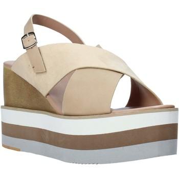 Čevlji  Ženske Sandali & Odprti čevlji Onyx S20-SOX758 Bež