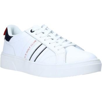 Čevlji  Moški Nizke superge U.s. Golf S20-SUS134 Biely