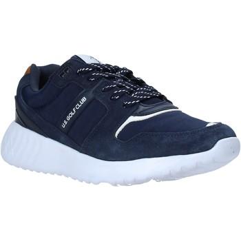 Čevlji  Moški Nizke superge U.s. Golf S20-SUS158 Modra