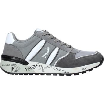 Čevlji  Moški Nizke superge U.s. Golf S20-SUS152 Siva